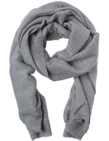 Piper Basic Pleated Winter Scarf ac2216c2d