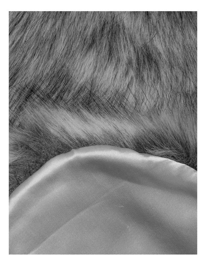 Fur Stole  Winter Scarf image 2