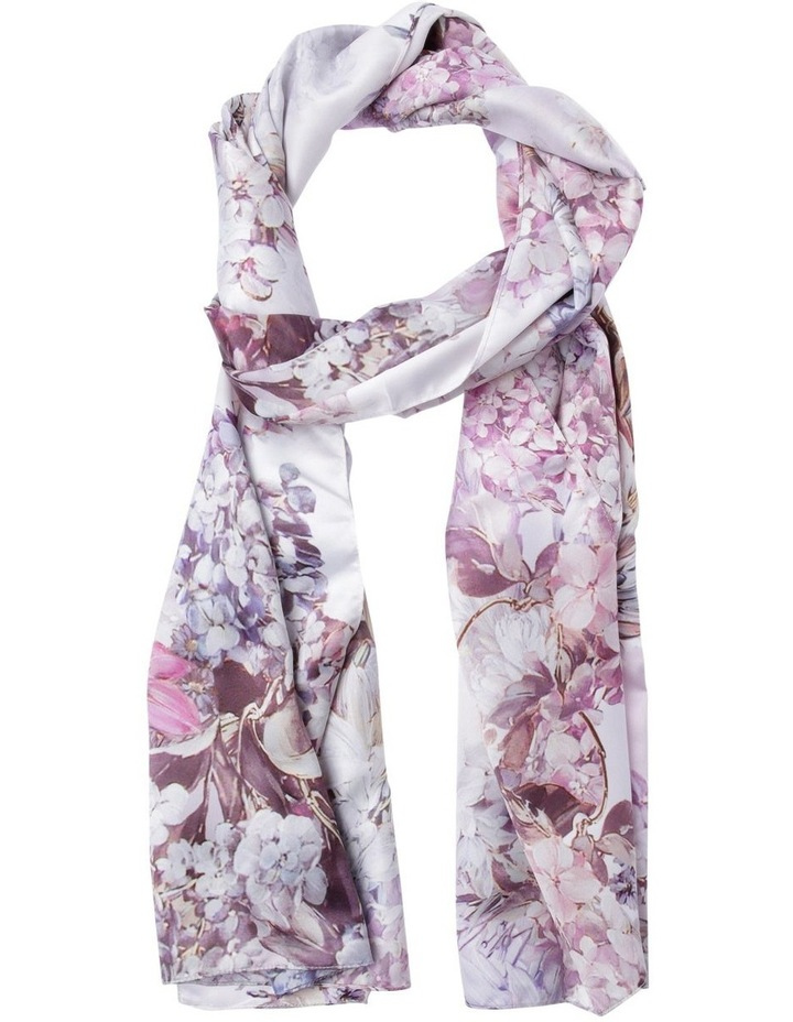 Pretty Floral Scarf image 1