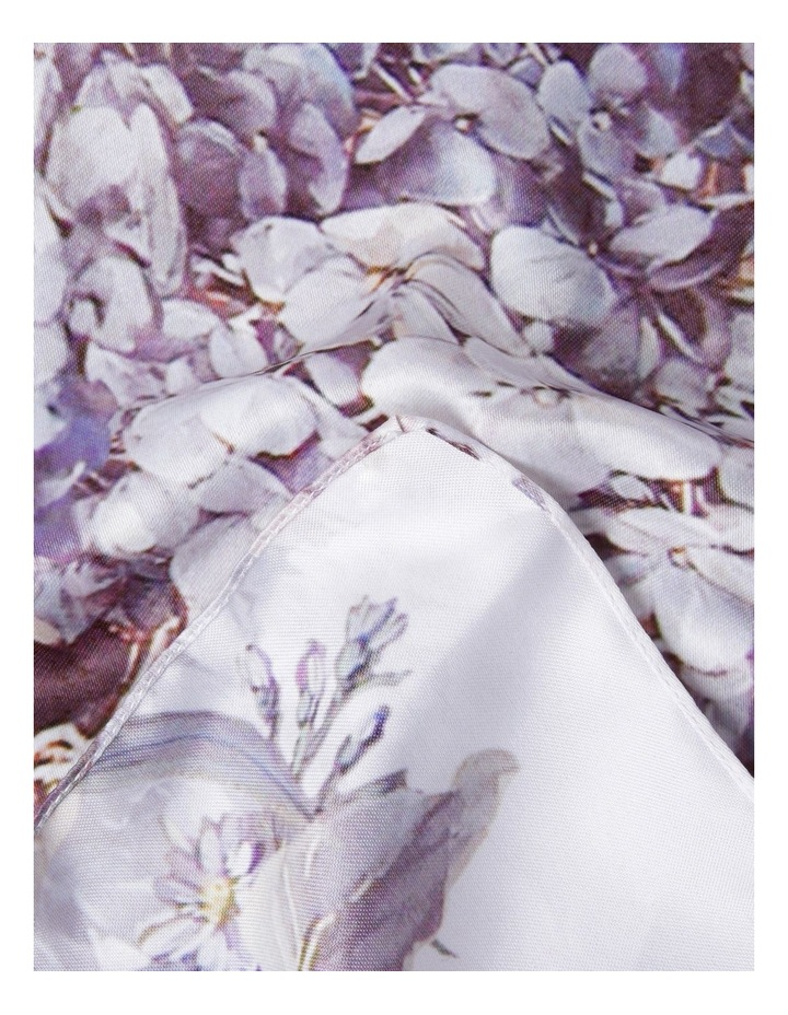 Pretty Floral Scarf image 2