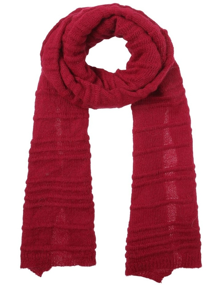 Soft Pleat  Winter Scarf image 1