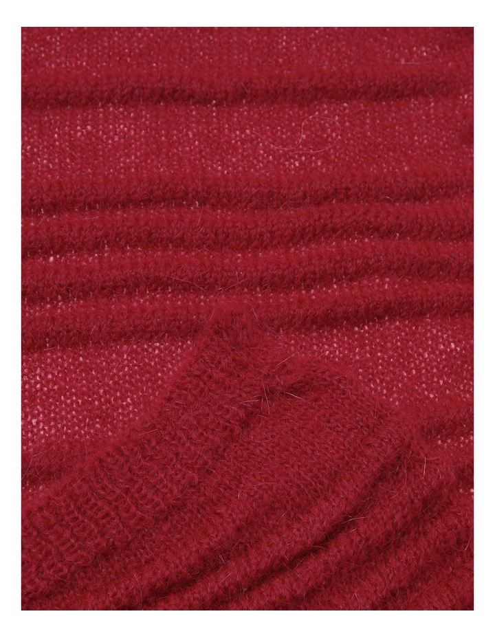 Soft Pleat  Winter Scarf image 2