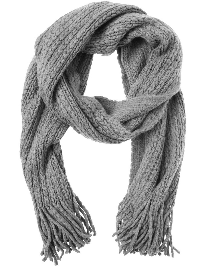 Soft Knit Winter Scarf image 1