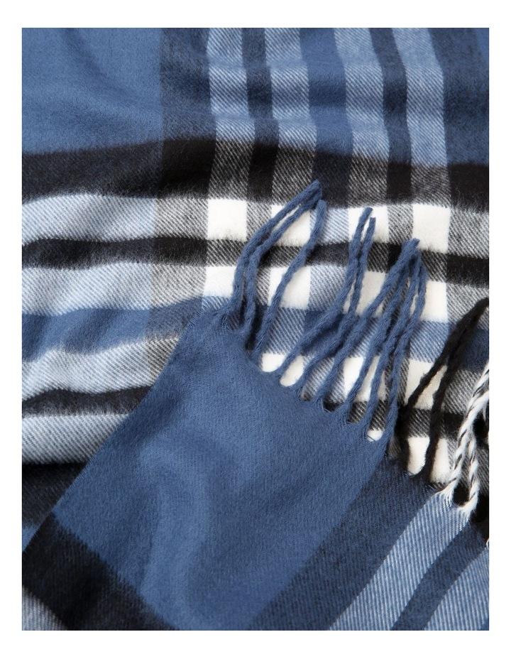 Cashmink Check Winter Scarf image 2