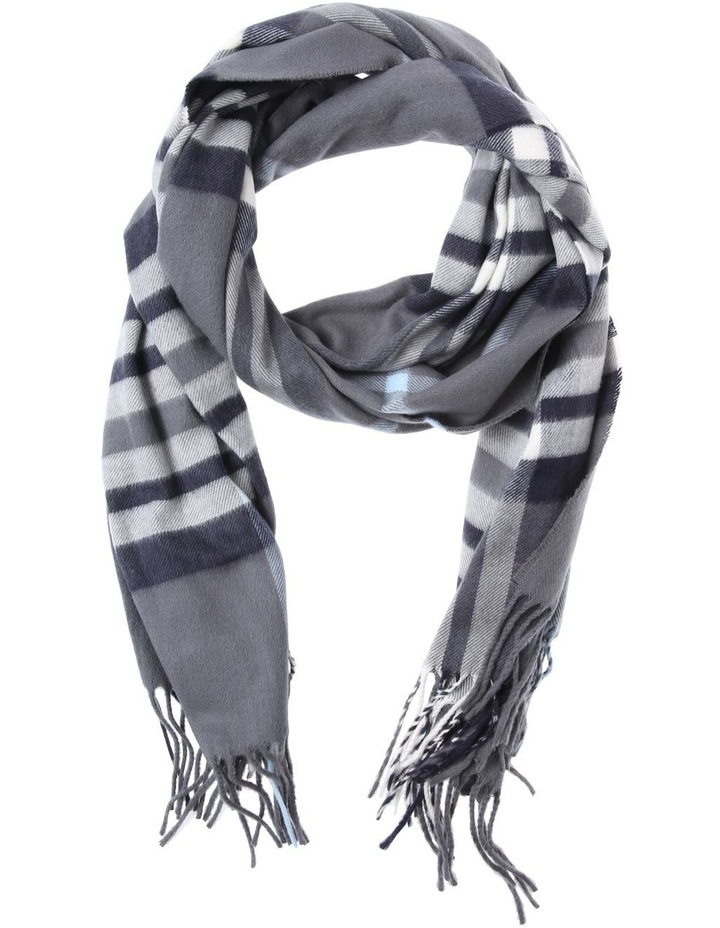 Cashhmink Check Winter Scarf image 1