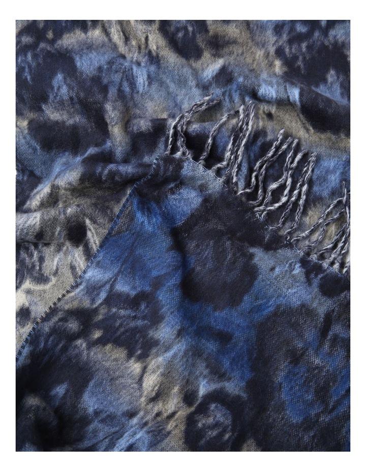 Cashmink Floral  Winter Scarf image 2