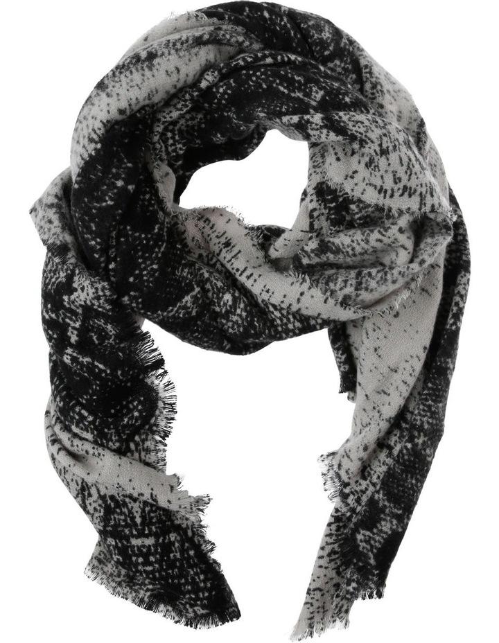 Reptile Print Scarf image 1