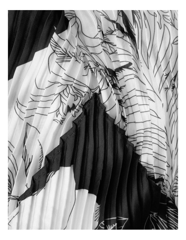 Floral Print Neckerchief Scarf image 2