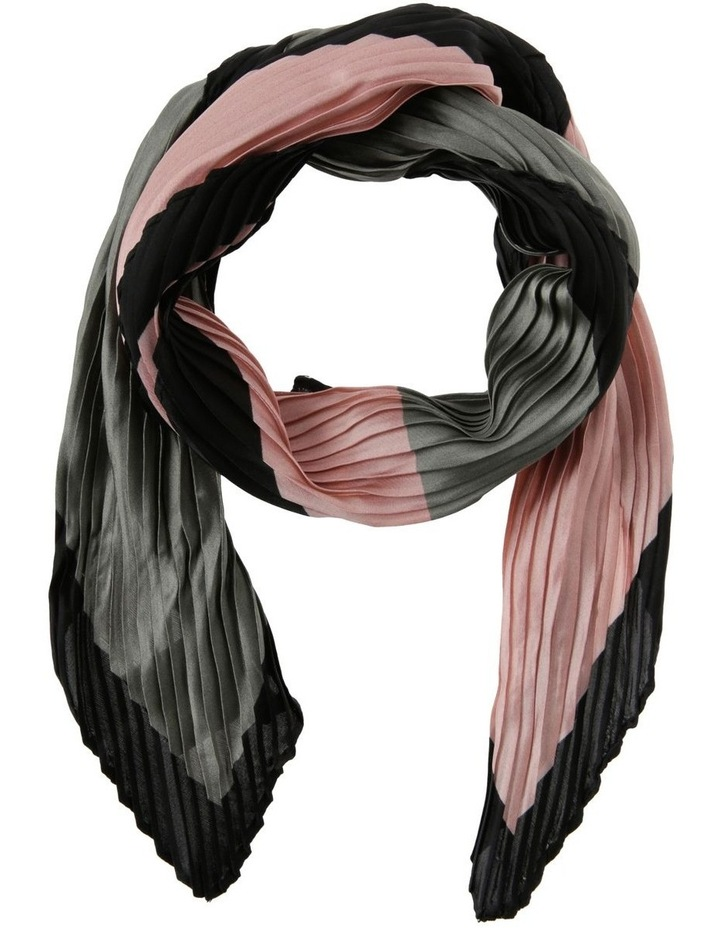Two Ones Pleated Neckerchief Scarf image 1