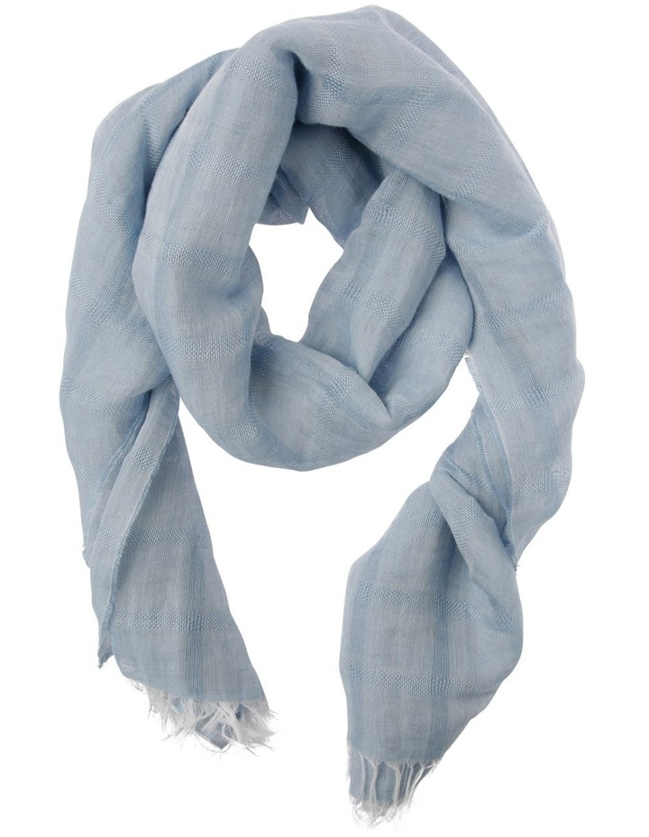 Textured Solid Scarf image 1