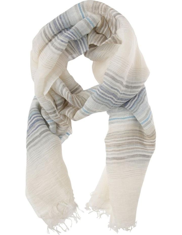 Stripe Scarf image 1