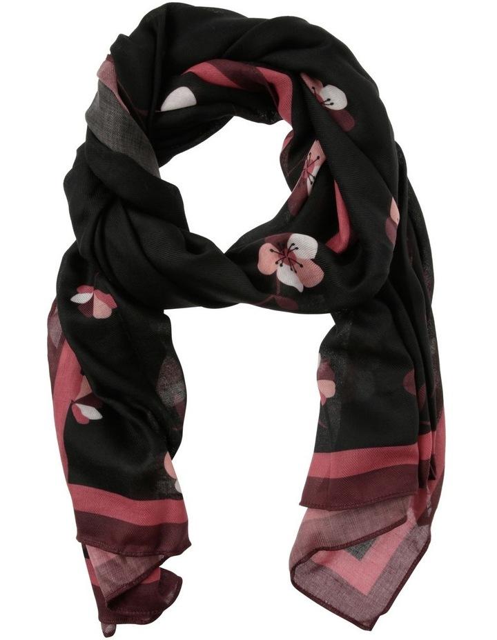 Blossom Print Scarf image 1