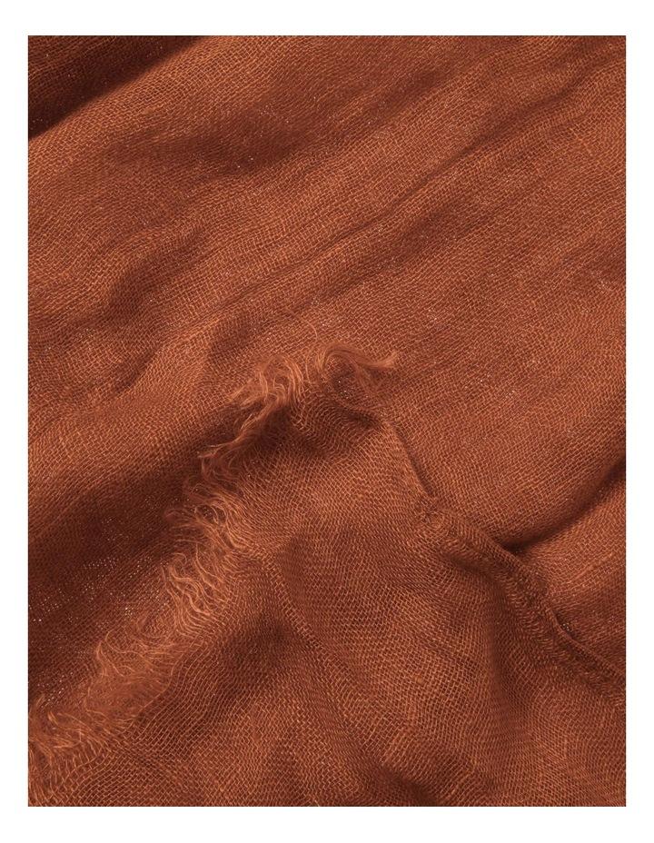 Basic Linen Scarf image 2