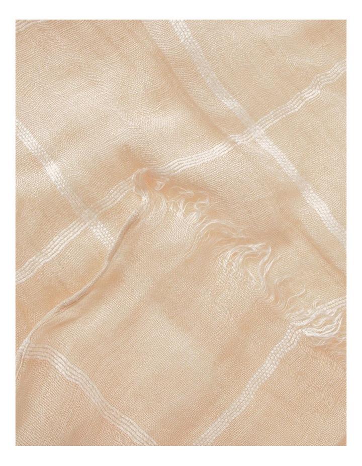 Linen Blend Scarf image 2