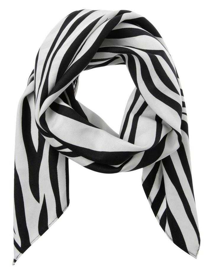 Zebra Print Neckerchief image 1