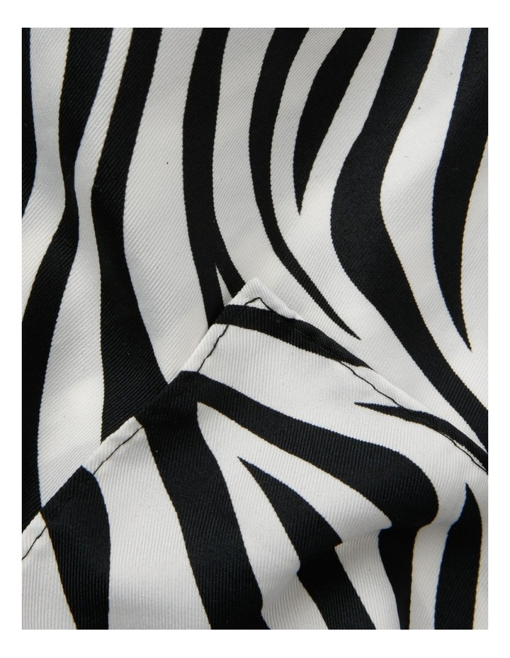 Zebra Print Neckerchief image 2