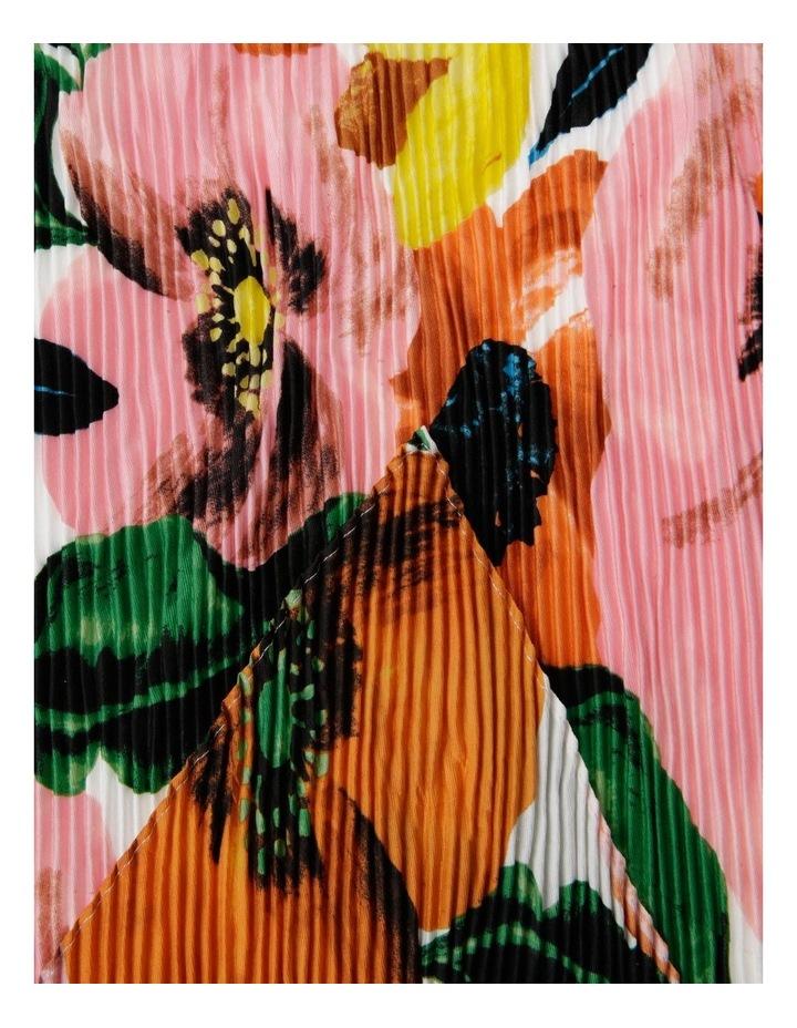 Watercolor Floral Neckerchief image 2