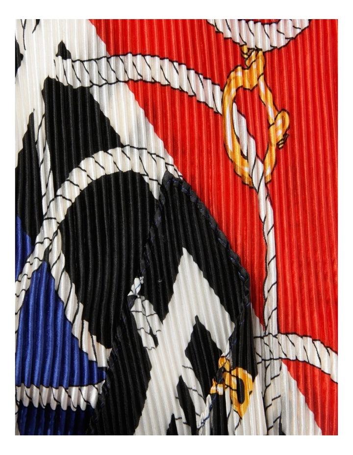 Marine Print Neckerchief image 2