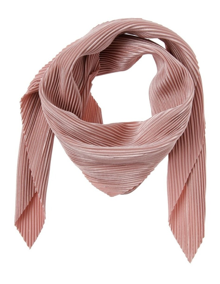 Essential Pleat Scarf image 1