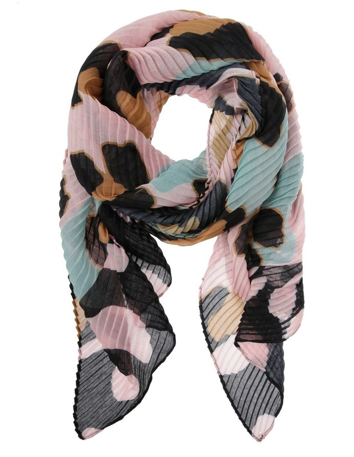 Camouflage Animal Print Scarf image 1