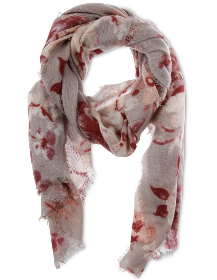 Floral Print Scarf image 1