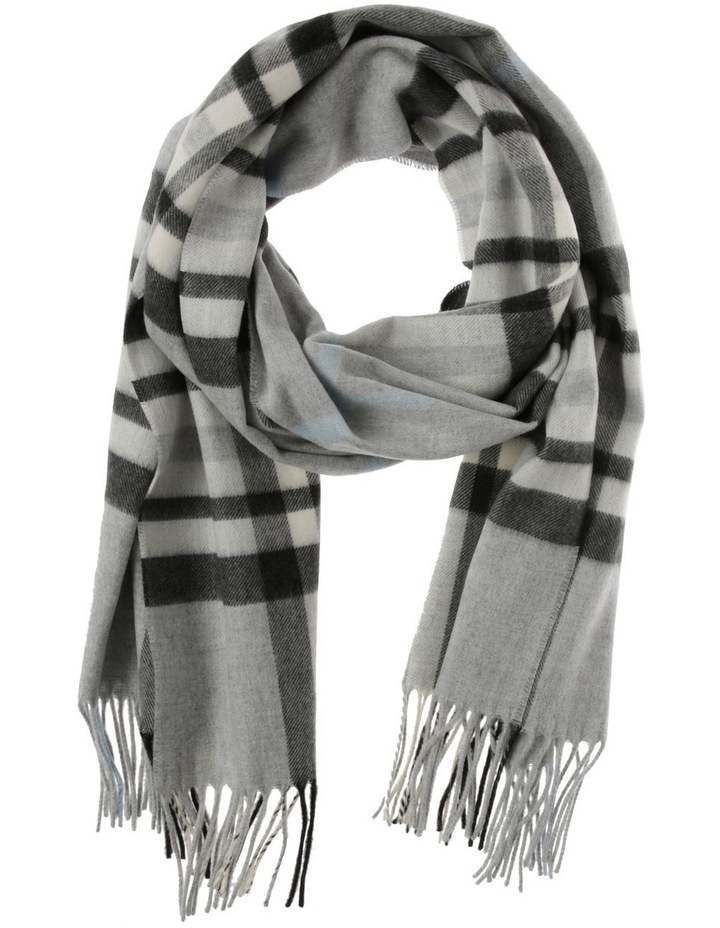 Cashmink Plaid Winter Scarf image 1