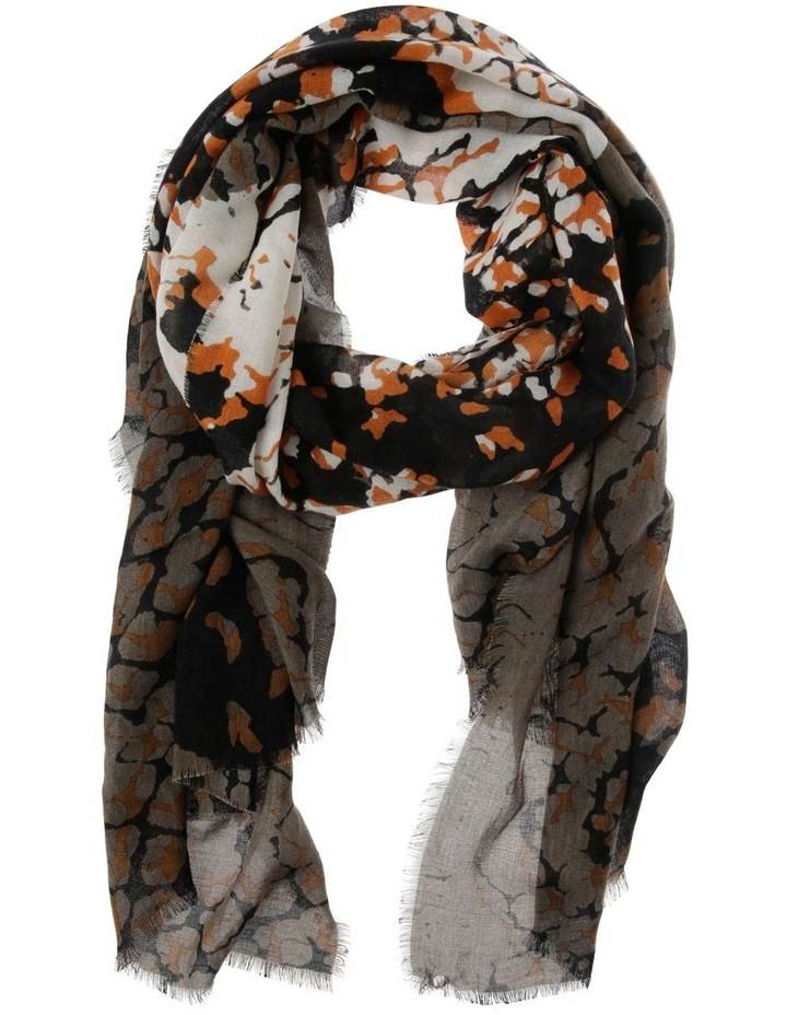 Abstract Floral Scarf image 1