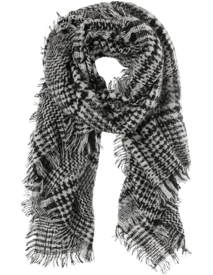 Houndstooth Scarf image 1