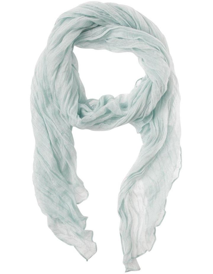 Linen-Look Scarf image 1