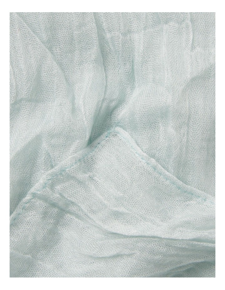 Linen-Look Scarf image 2