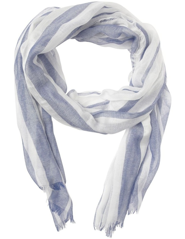 Trent Nathan Vertical Stripe Scarf image 1