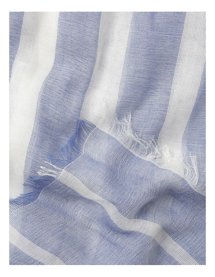 Trent Nathan Vertical Stripe Scarf image 2