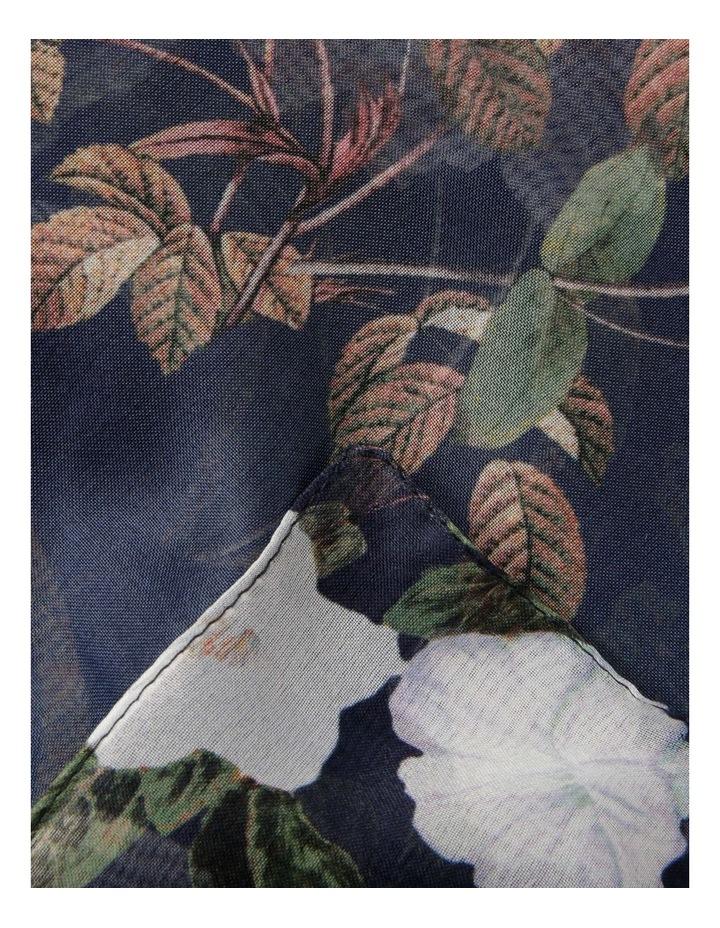 Vintage Floral Scarf image 2