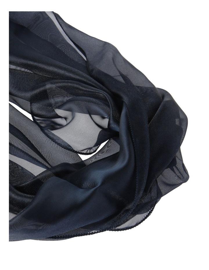 Fluted Shimmer Scarf image 2