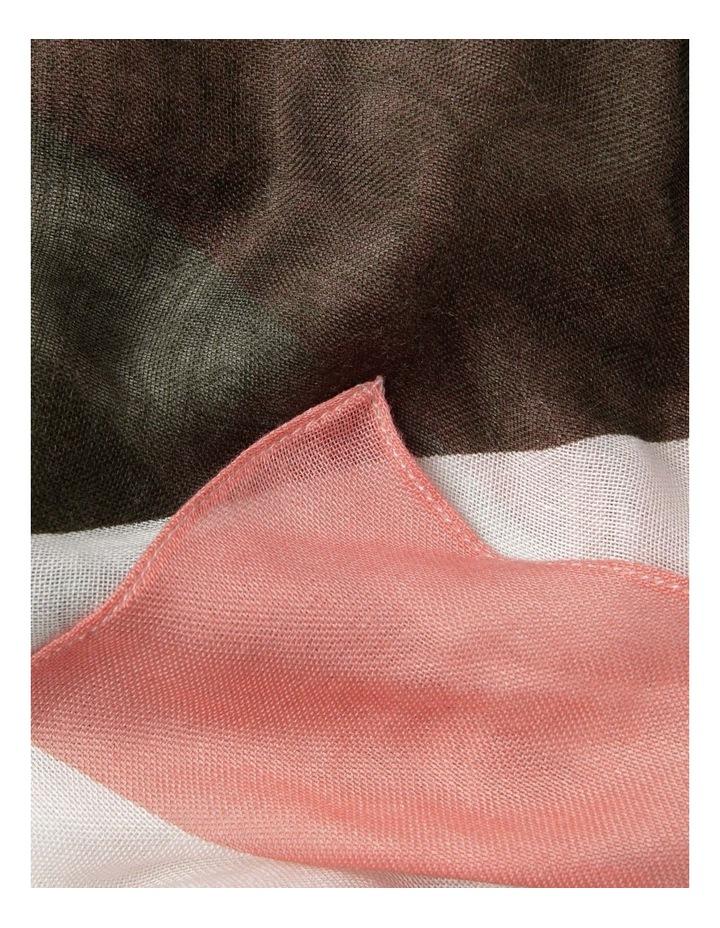 Sail Colour Block Print Scarf image 2