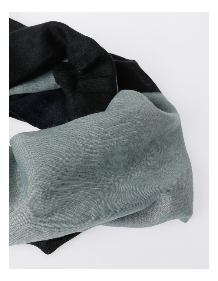 FBSF20172-031 Colour Block Pastel Scarf image 2