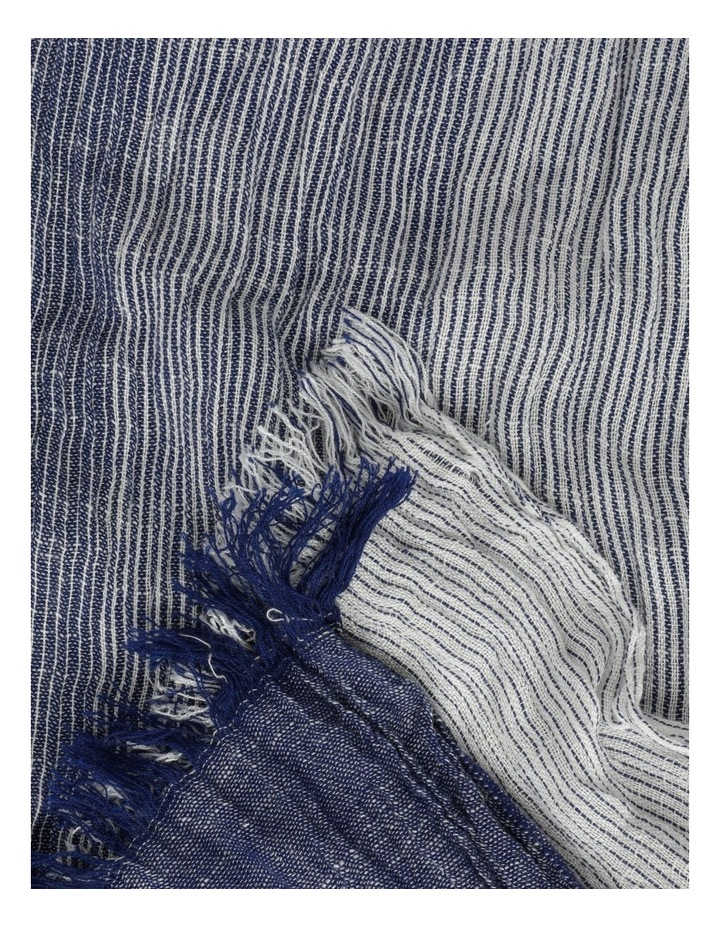 Textured Gradient Scarf image 3