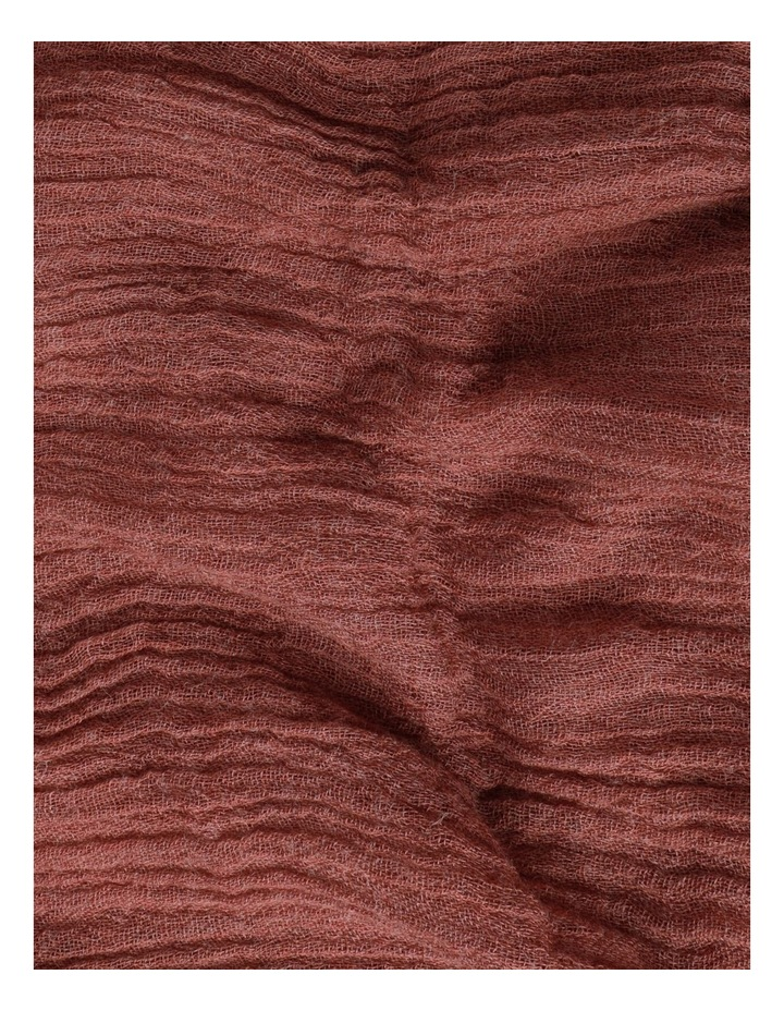 Crinkle Scarf image 4