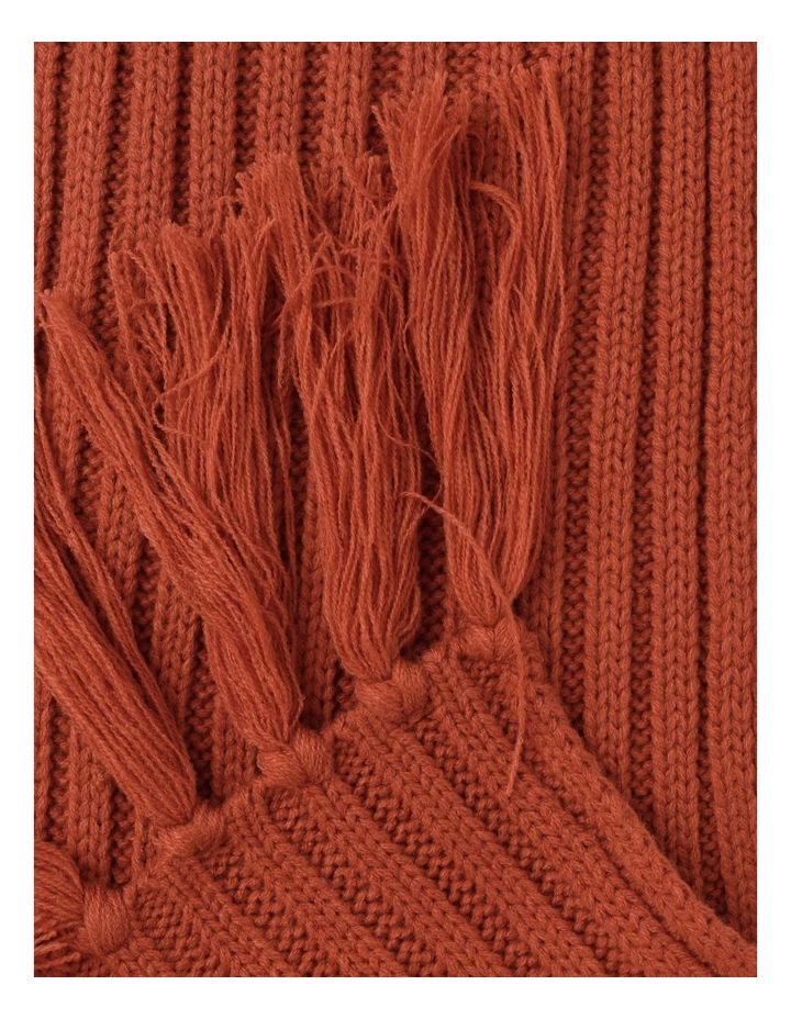 Softies Winter Scarf with Tassels image 3