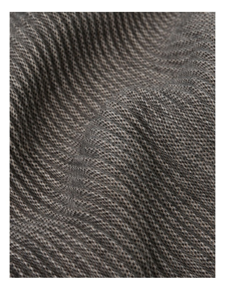 Crinckle Ombre Scarf  Winter Scarf image 4