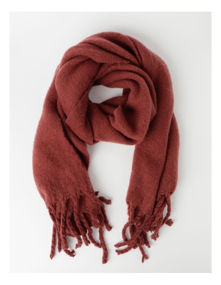 Fluffy Over Sized Scarf  Winter Scarf image 1