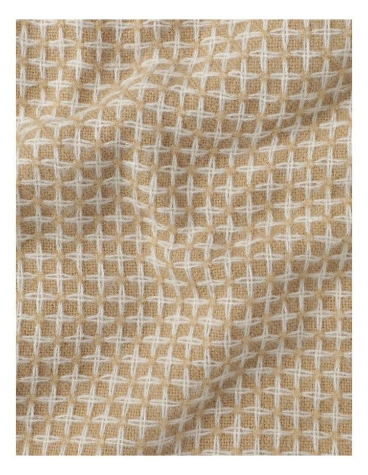 Spot Blanket Scarf Winter Scarf image 4