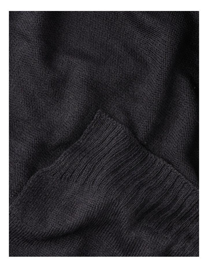 Wool Blend Winter Scarf image 3