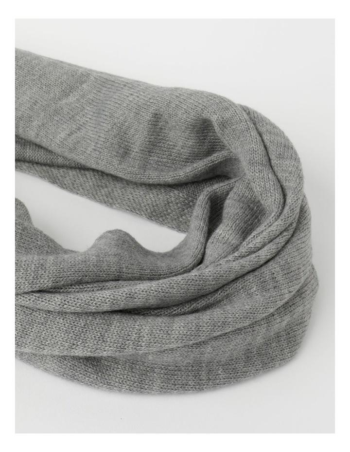 Wool Blend Winter Scarf image 2