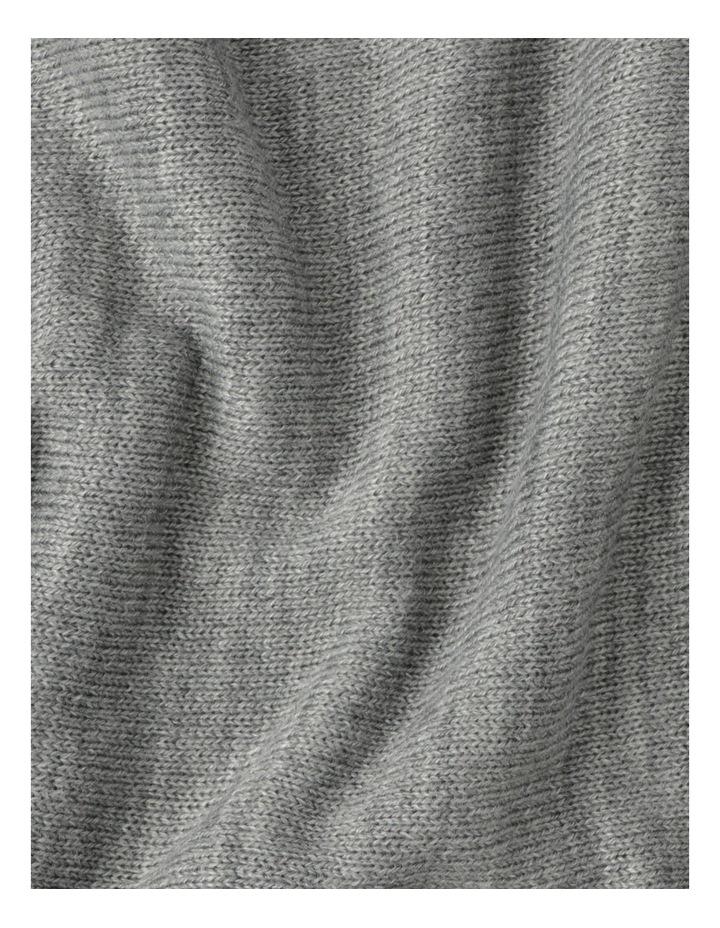 Wool Blend Winter Scarf image 4