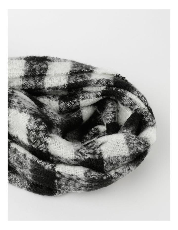 Picnic Check Winter Scarf image 2