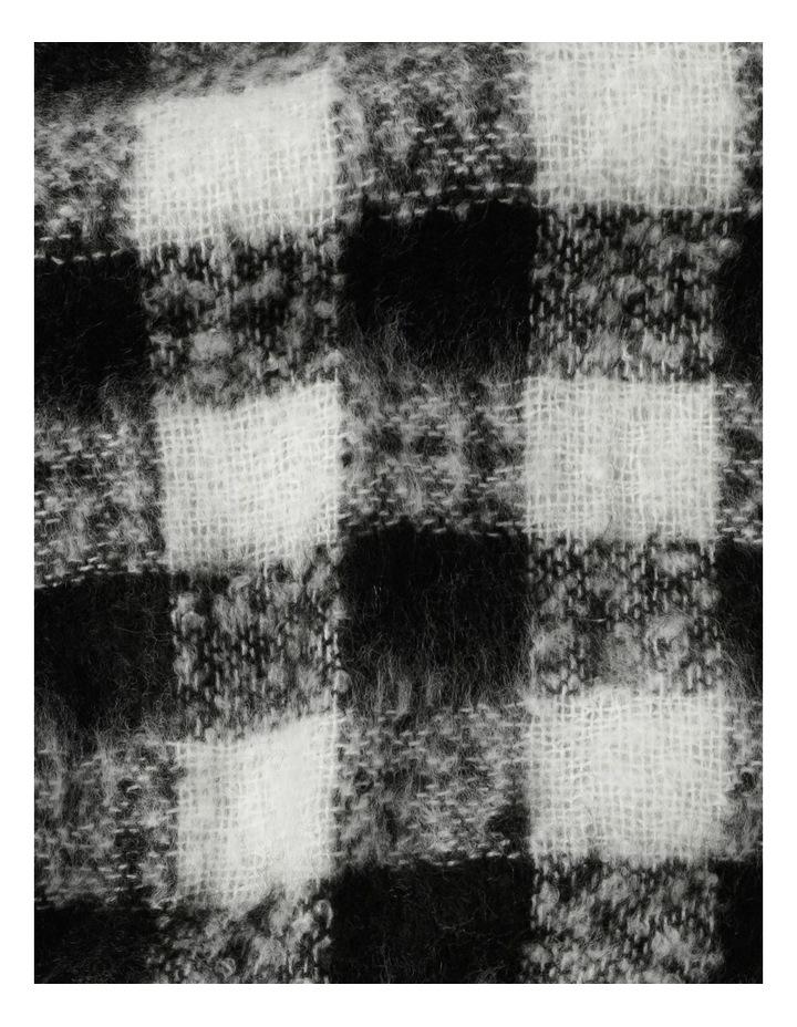 Picnic Check Winter Scarf image 4