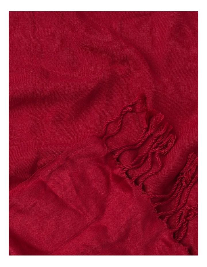 Pashminetta Tassle Wrap W18 DLS007 image 2