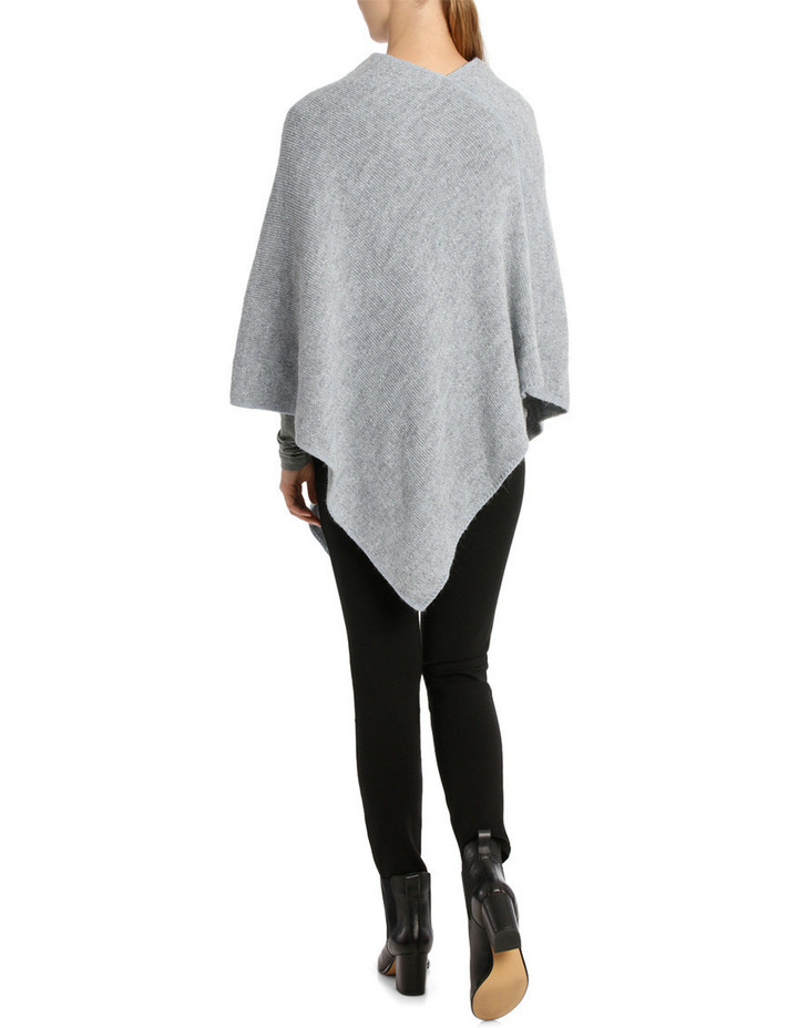 Casual Poncho 1969 image 2