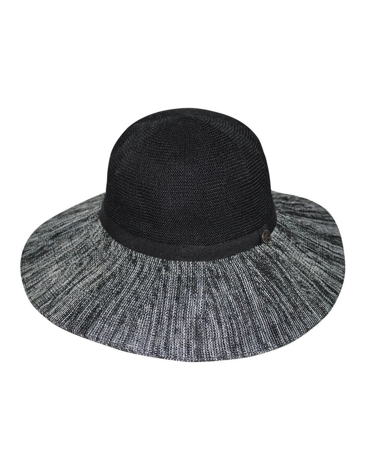 Rigon Alice Capeline Black RL22 Hat image 1